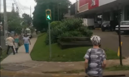 Run for your life!